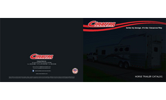 Norstar - Horse Trailers Brochure