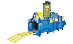 NetMetal - Baler of Recycling Plant