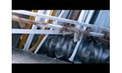 Al Scraps Shredding Line 2018 - Video