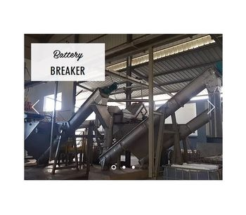 GME - Battery Breaker Recycling Plant