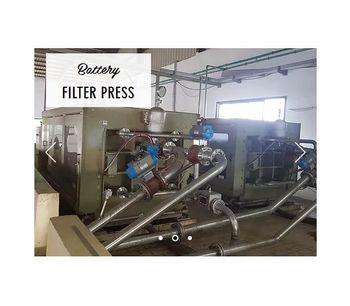 Battery Breaker Recycling Plant-2
