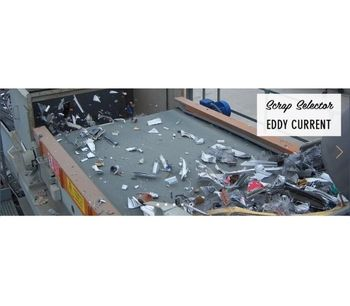 Shredding Line for Aluminium Scraps With Component`s Separation-3
