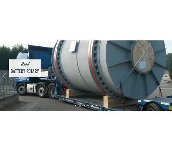 Foundry Machinery for Battery Lead Recycling-1