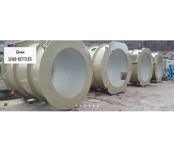 Foundry Machinery for Battery Lead Recycling-2