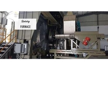 GME - Foundry Machinery for Battery Lead Recycling