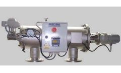 HECISA - Model HSBIL Series - Automatic Self Cleaning Filters