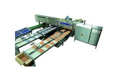 Moba Prima - Model 2000 - Poultry Egg Grading Machines