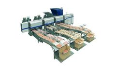 Moba Moba - Model 2500 - Poultry Egg Grading Machines