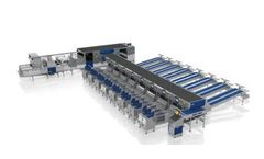 Moba Omnia - Model PX - Poultry Egg Grading Machines