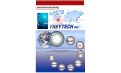 Environmental Balance Device Technology- Aquaculture Farming Series