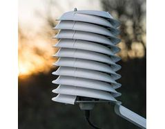 IoT wireless weather station