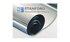 Stanford - Model TA0002 - Tantalum Foil / Tantalum Strip