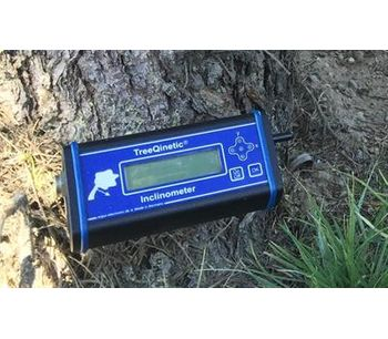 TreeQinetic - Inclinometer Measures