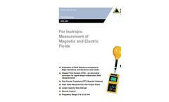 Model ELT-400 - Low Frequency Measuring Instrument Brochure