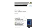 Model EHP-50F - Compact Field Analyzer Brochure
