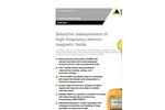 Model SRM-3006 - Selective Radiation Meter Data Sheet