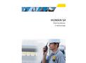 RadMan - Model XT - Personal Radiation Monitor Brochure