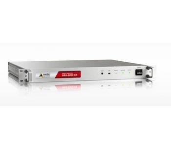 Narda - Model NRA-6000 RX - Remote Analyzer with Receiver Characteristics