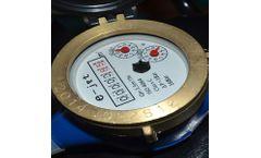 Jet Water Meter Class C