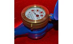 Jet Water Meter I-Series
