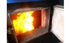 Biomass Thermal Oil Heater - HLZ Mode Video