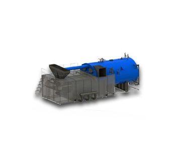 Akkaya - Model YHYB - Steam Boilers