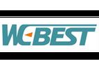 Webest - Model 6SXZ-256 - Optical Plastic belt color sorting / separting machine