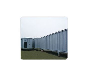 Package Domestic Wastewater Treatment Systems