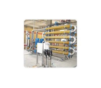 Membrane Bioreactor (MBR) Systems for Waste Water