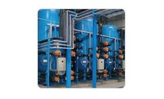 Mixed Bed Demineralization Systems for Energy