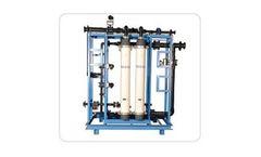 Domestic Ultrafiltration Systems
