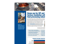 Semler - Model CIP - POST Clean-In-Place & Surface Sanitizing System - Datasheet