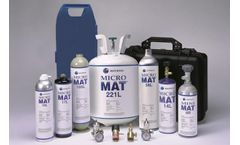 Matheson - Portable Gas Cylinders