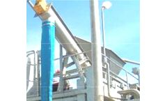 Mixer and Pump Cleaning Water and Waste Recovery System