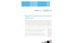 RaPID Assay Rapid Environmental Contaminant Detection Brochure