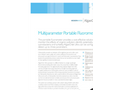AlgaeChek Ultra Multiparameter Portable Fluorometer Brochure