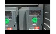 Sludge dewatering machine from Kintep Video
