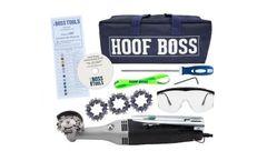 Boss Tools - Goat Herd Hoof Trimming Set