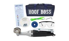 Boss Tools - Standard Goat Hoof Trimming Set