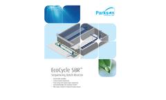 EcoCycle - Model SBR - Sequencing Batch Reactor- Brochure