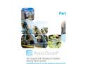 Aqua Guard - Continuous Self Cleaning Moving Media Screen Brochure