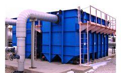 Oil/Water Separator - Slant Rib Coalescing Oil Water Separator (SRC) & Fiberglass Tank Oil Water Separator (SRM)