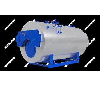 ENTROPIE Steam boiler - TT200