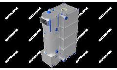ENTROPIE Water Tube boiler - TT 300