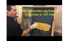 Cladseal Mixing & Application Procedures Video