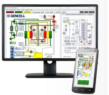 GenCell - Version loT - Remote Manager Software
