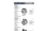 INDCO - Model AS15D - 1-1/2 HP Air Stirrer & Blade Package Brochure