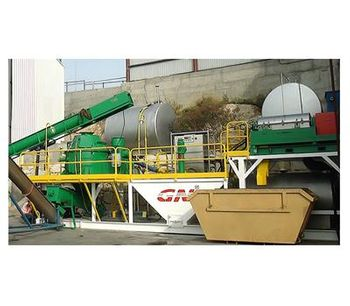 GN Solids - Model GNCM-40A - Drilling Cuttings Drying System
