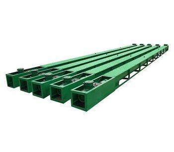GN Solids - Model GNSC - Screw Conveyor/Auger