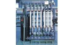 KOMPasep - Model P-Line - Ultrafiltration Systems